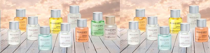 Mila d'Opiz Concentrate Collection