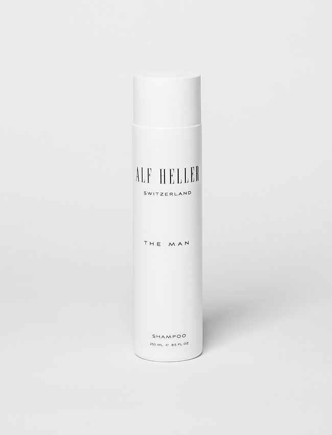 Alf Heller THE MAN shampoo