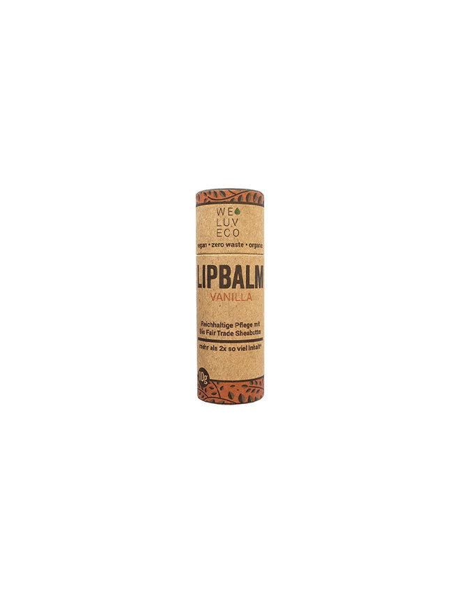 We Luv Eco Lipbalm Vanilla