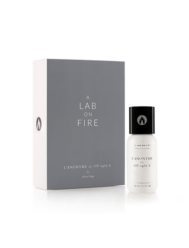 A Lab On Fire L'Anonyme ou OP-1475-A