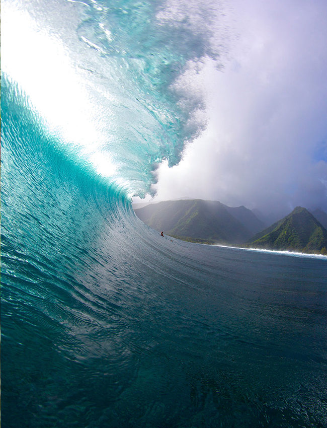 A Lab On Fire My Own Private Teahupo'o